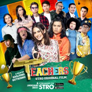 Film Teacher Sebuah Action Comedy yang Sarat Pesan Moral
