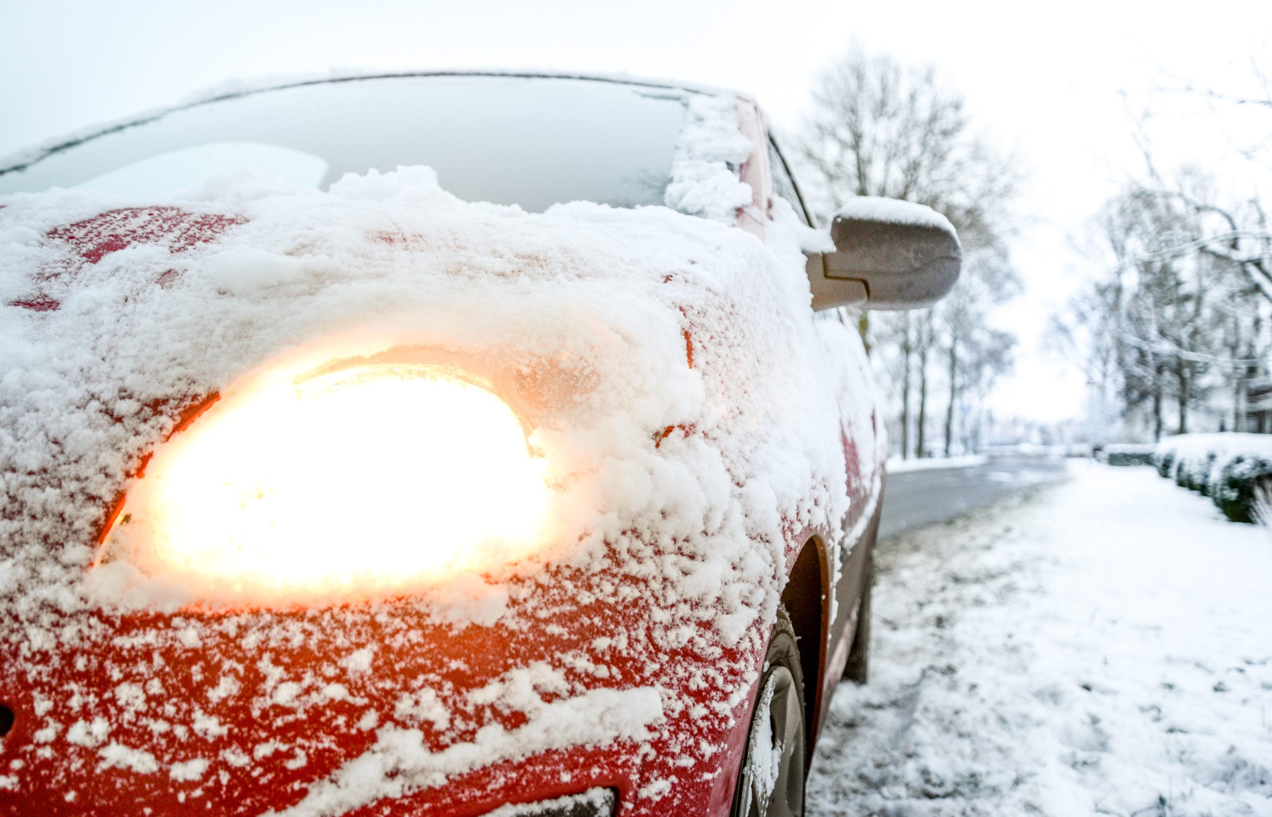9 Tips Menyetir di Salju